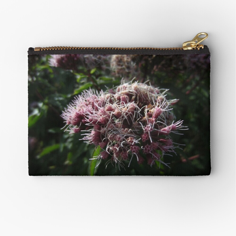 Hemp agrimony Zipper Pouch