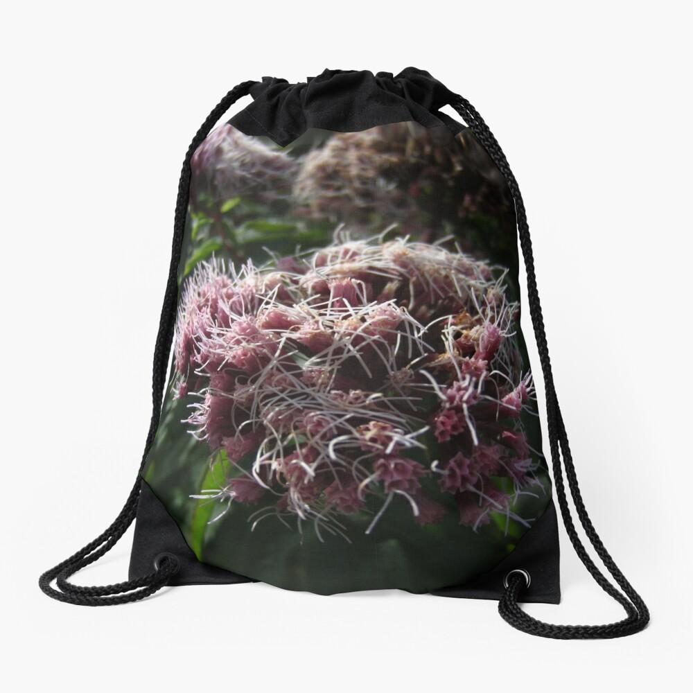Hemp agrimony Drawstring Bag