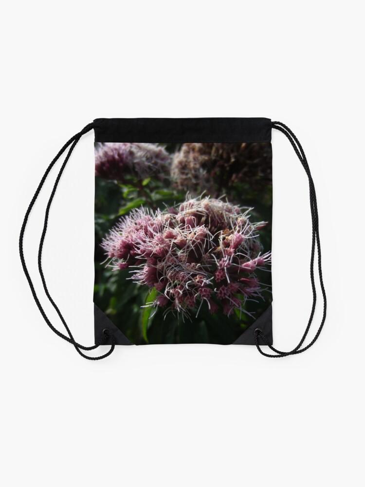 Alternate view of Hemp agrimony Drawstring Bag