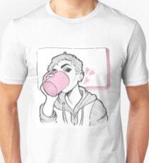 mitch grassi - rose femme Unisex T-Shirt