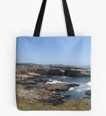 Hole in The Wall 2 Tote Bag