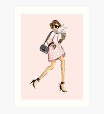 Be Fabulous! Art Print