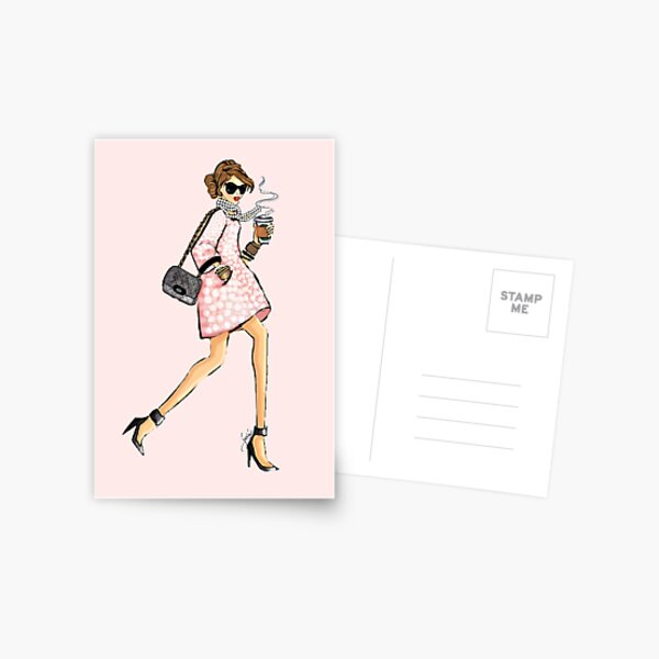 Be Fabulous! Postcard
