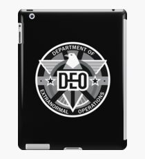 Department of Extranormal Operations iPad Case/Skin