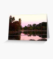 Laratinga Wetlands Greeting Card