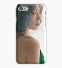 Girls Generation Taeyeon My Voice iPhone Case/Skin