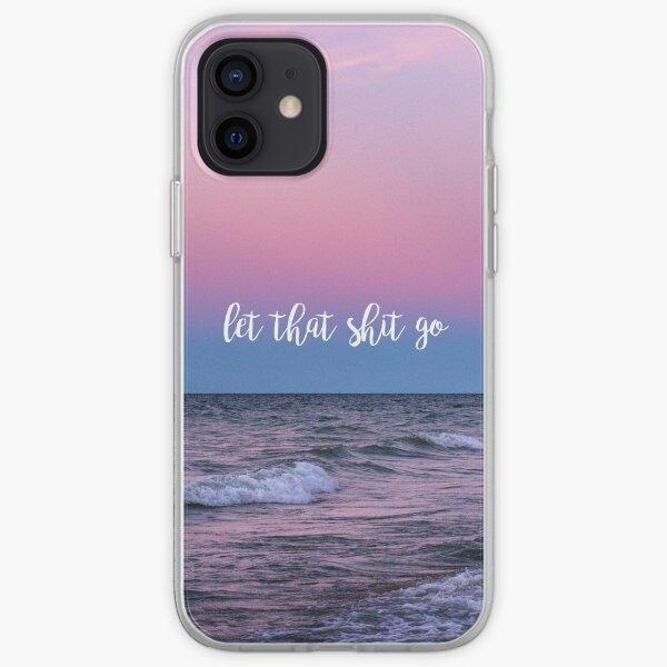 Sunset Zen iPhone Soft Case