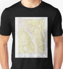 USGS TOPO Map Colorado CO Buford 232400 1966 24000 Unisex T-Shirt