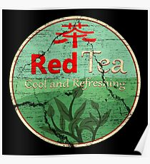 Red Tea Poster