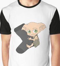 Dobby Chibi Graphic T-Shirt
