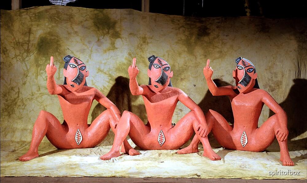 Les Demoiselles by spiritofboz