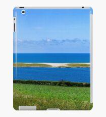 Loe Bar Cornwall iPad Case/Skin