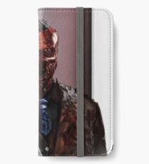 Two-Face Character Portrait iPhone Wallet/Case/Skin