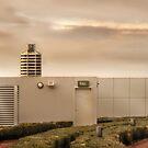 Mercedes Building by Paul Vanzella