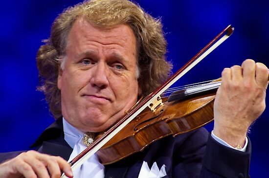 Andre Rieu by Phil Thomson IPA