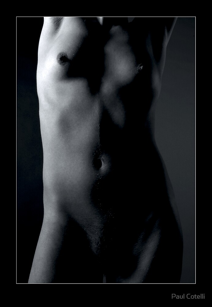 Nude #1 by Paul Cotelli