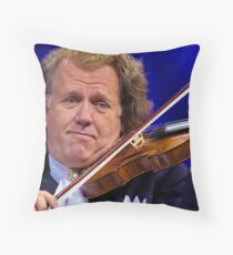 Andre Rieu Throw Pillow