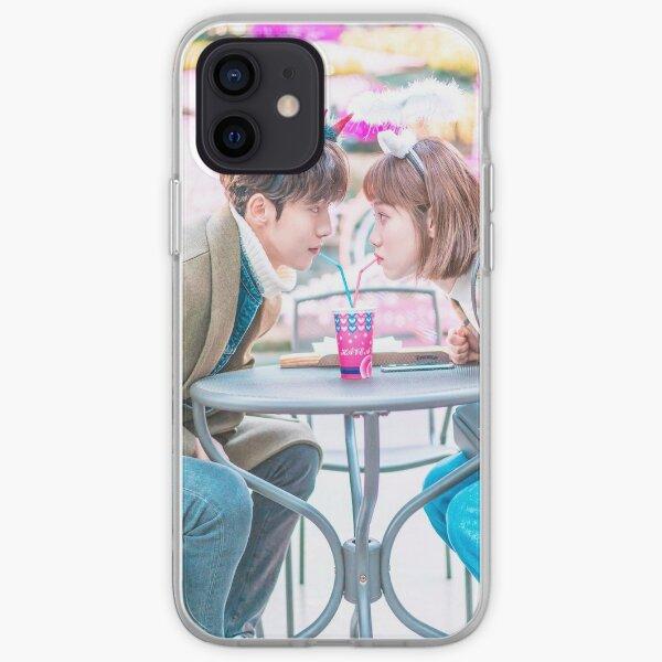 Weightlifting Fairy Kim Bok Joo iPhone Soft Case