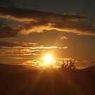God's Light by dachli