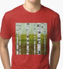 Summer Birches Tri-blend T-Shirt