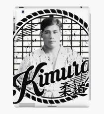 Kimura Judo iPad Case/Skin