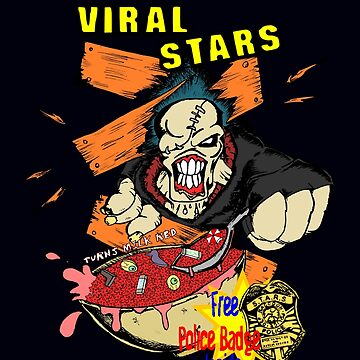 Nemesis Viral Stars Cereal by hypnoticcat