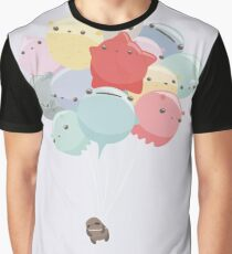 Balloon Animals Graphic T-Shirt