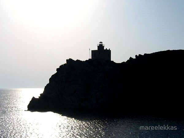 islands in the Mediteranian sea by mareelekkas