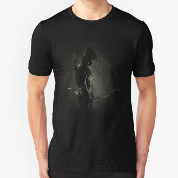 Arrow - You Have Failed This City Slim Fit T-Shirt
