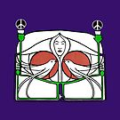 Mackintosh Peace Thistle Songbirds by simpsonvisuals