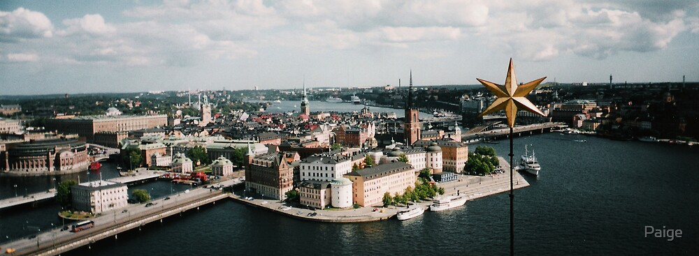 Stockholm by Paige
