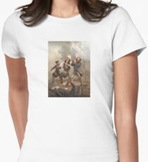 Yankee Doodle Dandy Women's Fitted T-Shirt