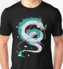 Haku - Spirited Away Dragon Unisex T-Shirt