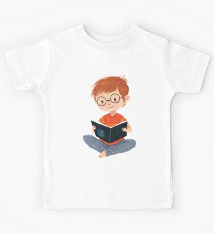 Reading is Fun! Kids Tee