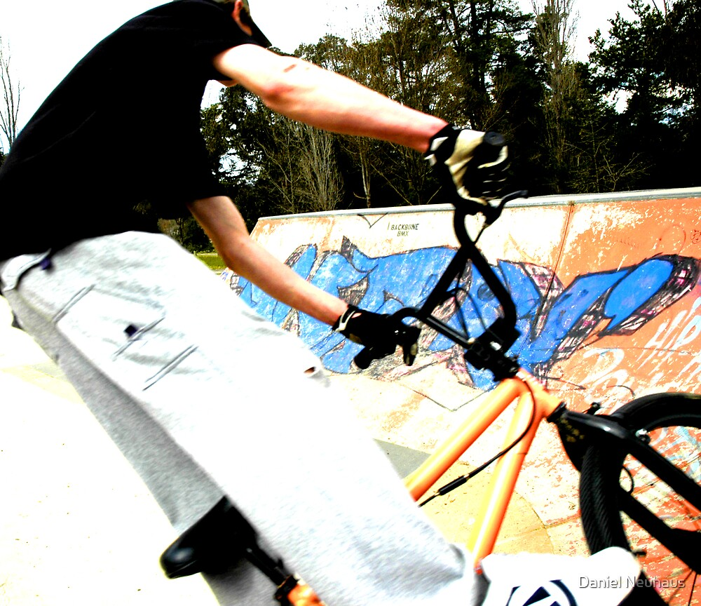 Bike Boy by Daniel Neuhaus
