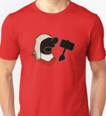 Mr Game and Watch Unisex T-Shirt