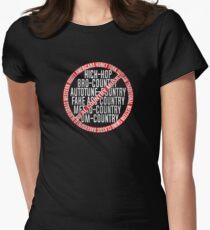 Anti bro edm metro hick hop etc T-Shirt