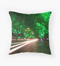 St Kilda Road Throw Pillow