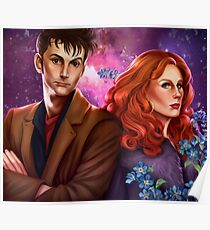 Donna and the Doctor Poster