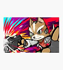 Fox | Blaster Shot Photographic Print