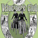 Velocipede club by Denys Golemenkov