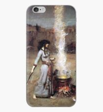 MAGIC CIRCLE - John William Waterhouse  iPhone Case