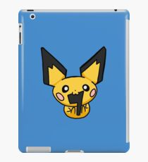 Pichu: Very Cute But Very Dumb iPad Case/Skin