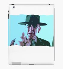 Full metal jacket iPad Case/Skin