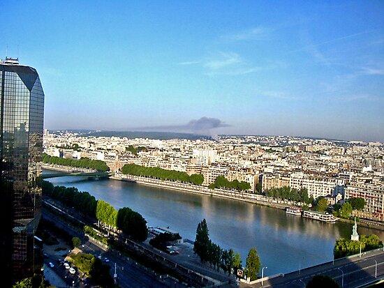 The Seine by Erika Benoit