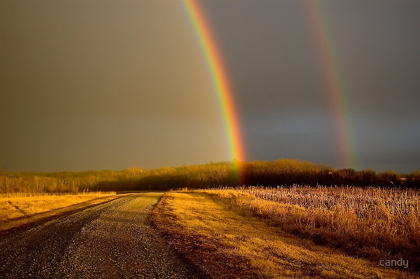 rainbow in Mo. by candy