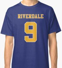 Riverdale Jersey – 9, Archie/Jason Blossom Classic T-Shirt