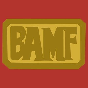 McCree – BAMF Spray by fandemonium