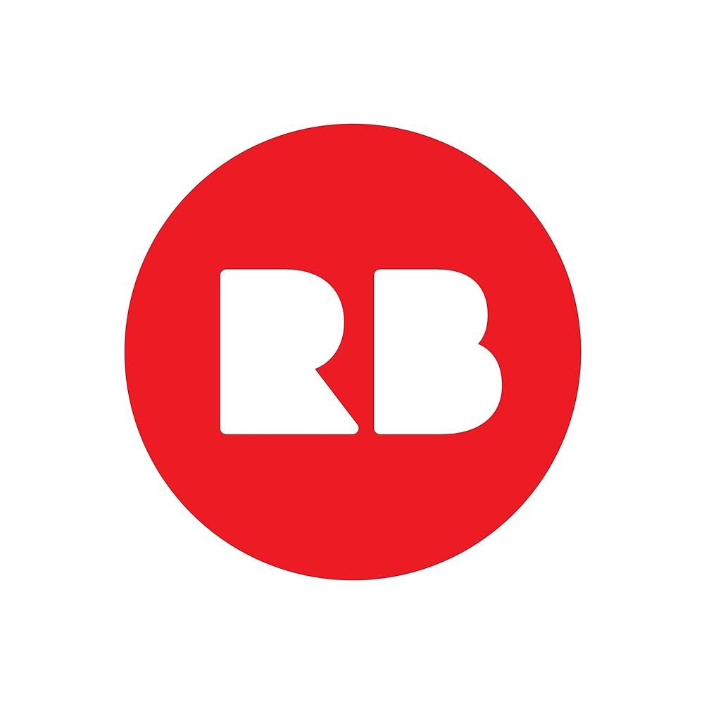 Redbubble Logo by Orphelias | Redbubble