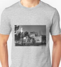Cathedral of Valladolid - B&W T-Shirt